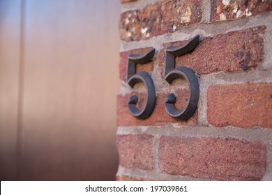 Flat Number Concept