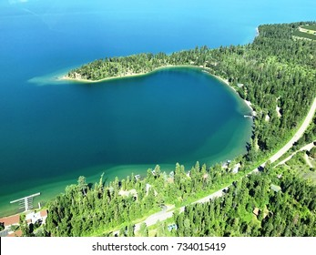Flathead Lake, Biological Station, Montana