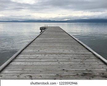 Flathead Lake Dock