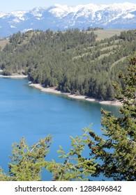 Flathead River Montana