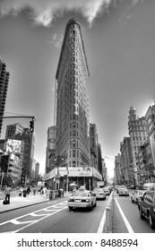 Flatiron Building, New York City