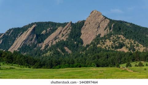 Flatiron Climbing Walls in Boulder Colorado