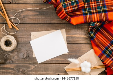 Scarf Mockup Images, Stock Photos & Vectors | Shutterstock