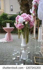flawers wedding decore