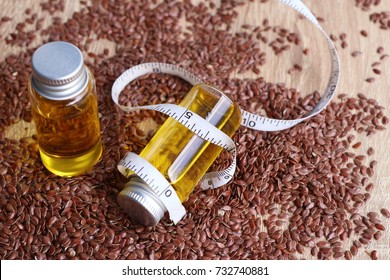 Flax seed with oil