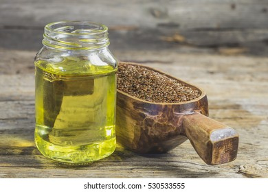 Flax seeds and flax oil