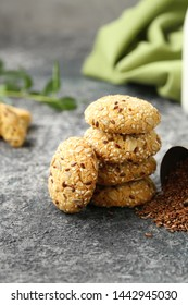 flaxseed cookies for healthy nutrition
