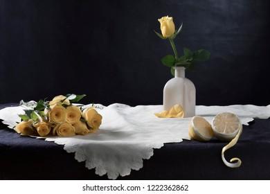 Flemish Style: Fruit, Flowers
