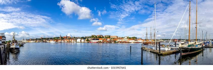 Flensburg, City, Germany