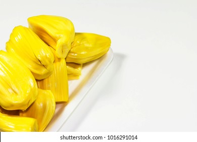 Flesh of jackfruit