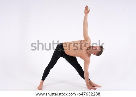Hot body wild stripper