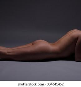 Nice oiled tits