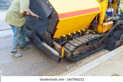 Flexible pavements, the upper layer of asphalt a construction aggregate with a bituminous binder.