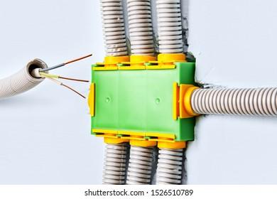 Imágenes, fotos de stock y vectores sobre Plastic Conduit ... on springs in parallel, circuits in parallel, lights in parallel, wire in parallel, battery in parallel, batteries in series vs. parallel, speakers in parallel, pumps in parallel, 12 volt batteries in series and parallel,