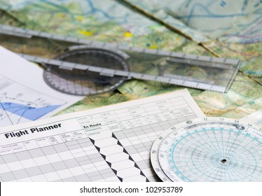 flight planner and other tools