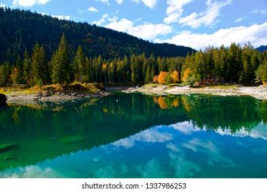 Flims Graubünden Switzerland