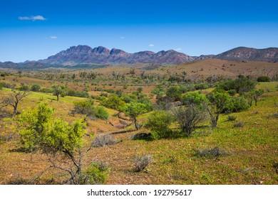 The Flinders Ranges, South Australia