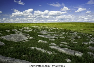 Flint Hills Rocks