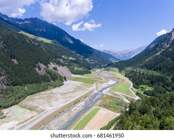 Flood in Valtellina - Natural disaster 1987