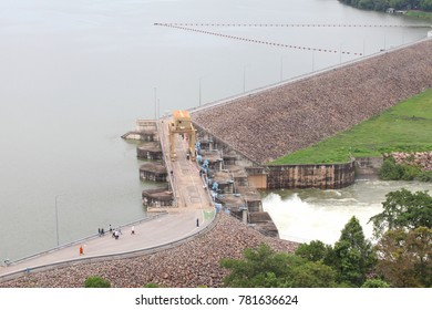 Floodgate of the Great Dam