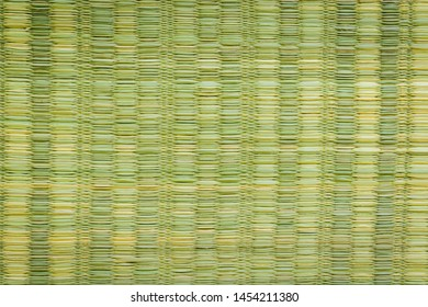Floor mats are the use of water plants or papyrus to weave into beautiful patterns. Mat pattern background texture or pallet background are organic home appliances.