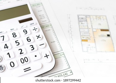 Floor plan, quotation and calculator
