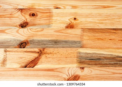 Floorboard pine wood surface texture as background