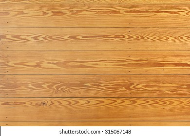 Floorboards or deal boards of soft wood with a lot of grain, texture background, copy space