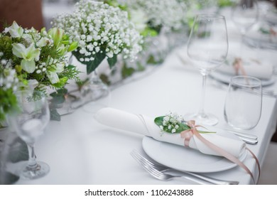 floral decor in vintage style