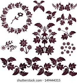 floral design collection
