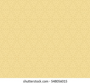 floral ornament for your greeting cards. gold color. raster copy illustration. Luxury texture for wallpaper, invitation.