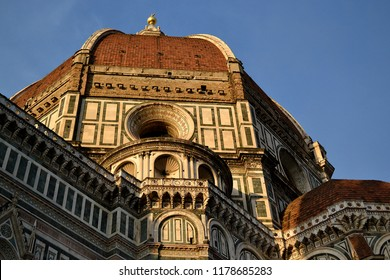 Florance and sunset