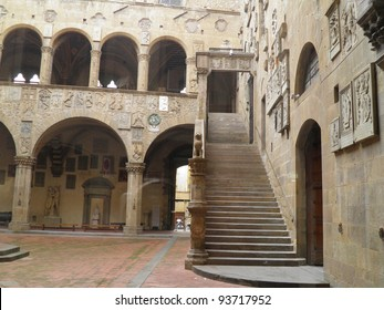 Florence - Bargello palace (medieval jail and police station)