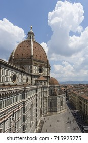 Florence Cathedral, Basilica di Santa Maria del Fiore (Basilica of Saint Mary of the Flower), Florence, Tuscany, Italy