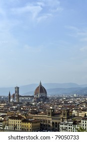 Florence cityscape and skyline, Italy