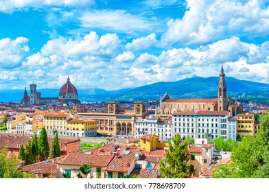 Florence (Firenze) cityscape, Italy