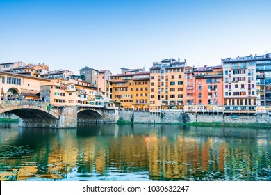Florence or Firenze - an Italian city on the Arno River
