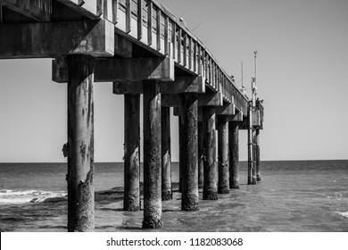 A Florida Beach Pier.