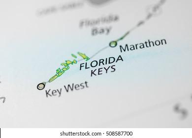Florida Keys. Florida. USA
