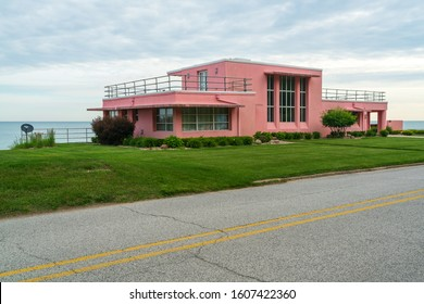 The Florida Tropical House at Indiana Dunes National Park on the Greet Lakes