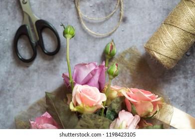 floristry flower packaging