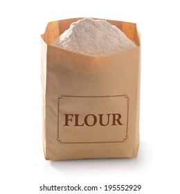 Flour Bag Images, Stock Photos & Vectors | Shutterstock