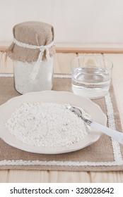 flour white