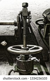 flow control wheel