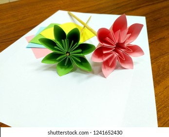 62345 Origami Origami Flower Images Royalty Free Stock Photos On