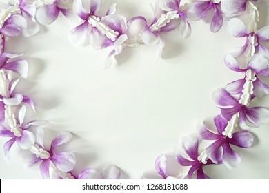 Flower beauty in love