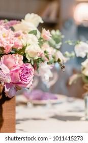 flower decor wedding