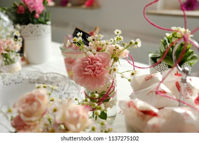 Flower Decoration Baby Party