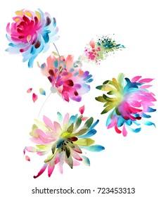 Flower deformation