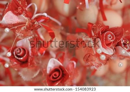 Flower Egg Door Gift Malay Wedding Stock Photo Edit Now 154083923
